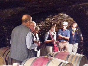 Wine experience and wine tasting in Burgundy, France