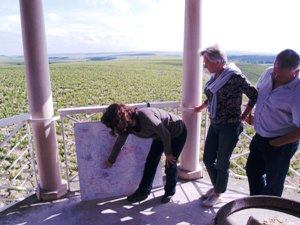 Chablis vineyards and terroir