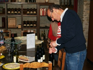 Wine Tasting Session of Domaine Chapelle's Burgundy Wines