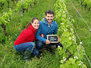 Rent-a-vine gift. Learn how to make wine with the winemaker
