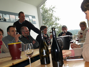 Wine making experience in Rhône Valley