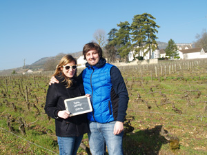 Vine adoption Burgundy Santenay