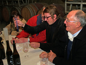 Oenology course in France with Gourmet Odyssey