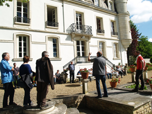 The Wine Discovery Experience Days at Domaine Chapelle in Burgundy