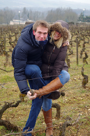 Rent a vine in France and visit the organic vineyard.