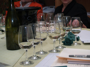 Practical wine course