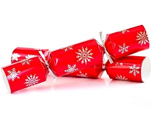 Christmas wouldn't be the same without the crackers