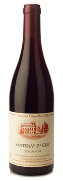 Santenay Beaurepaire Premier Cru from Domaine ChapelleSantenay Beaurepaire Premier Cru from Domaine Chapelle