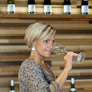 Myriam, our wine guide in Burgundy