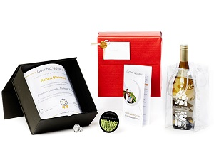 Adopt-a-vine gift box for Christmas