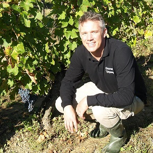 Mark, our wine guide in the Alsace, Burgundy and Bordeaux