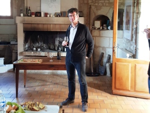 Wine experience gifts, Chinon, France