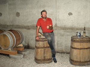 Wine-making gift experience in Alsace