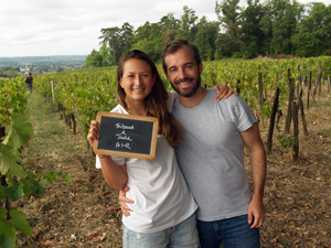 Rent some vines and help make your own organic Saint-Emilion red wine