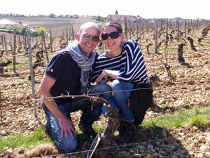 Adopt-a-vine in a French organic vineyard