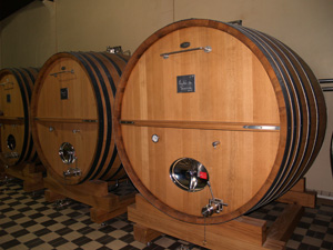 Wine-making experience present in Chablis, France