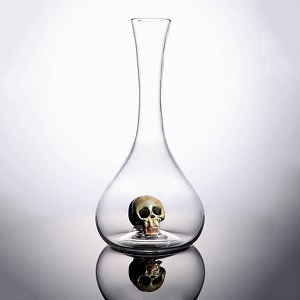 The deadly carafe seen on Fancy