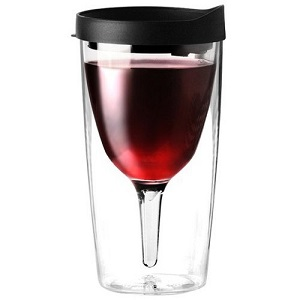 The wine mug seen on Amazon