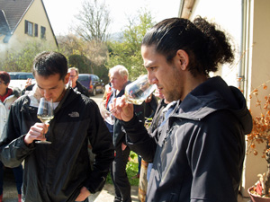 Wine tasting with the winemaker in Alsace