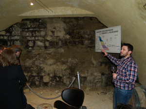 Learnng about the terroir that makes Chablis wine so special