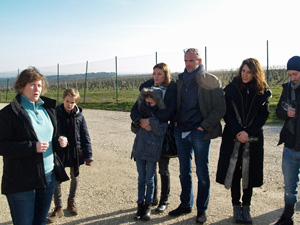 Vineyard experience gift in Chablis