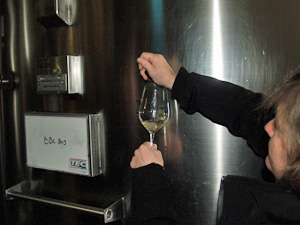 Wine making experience and wine tasting gift in Chablis, France