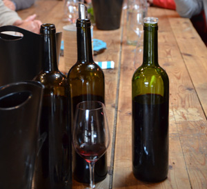 wine making experience in Languedoc