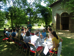 Lunch and wine tasting gift in Saint-Emilion with the winemaker