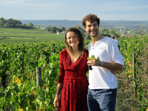 Adopt-a-vine gift at a Saint-Emilion Grand Cru winery