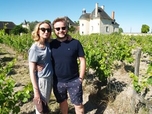 Rent-a-vine experience in the Loire Valley, France