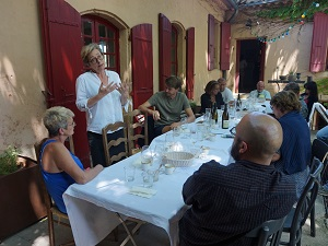 Winemaker experience in the Cotes du rhone area