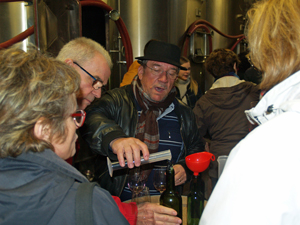 Blend your own wine workshop in Saint-Emilion