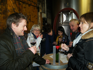 Wine tasting course at the winery in Saint-Emilion