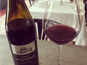 Wine tasting at French fairs, meet Domaine de la Guicharde