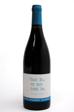 How to read a label on a French wine bottle