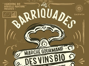 Salon des Barricades, organic wine fair in Bordeaux, France