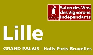 The Salon des Vignerons Indépendants wine fair in Lille, France