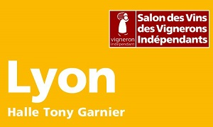 The Salon des Vignerons Indépendants wine fair in Lyon, France