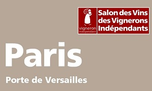 The Salon des Vignerons Indépendants wine fair in Paris, France