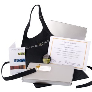 Personalised wine experience gifts in a nice welcome pack