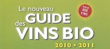 Domaine Chapelle Selected for New French Organic Wine Guide.