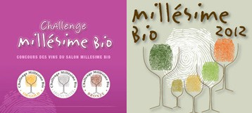 Our Winemakers Acclaimed at the Millésime Bio Organic Wine Fair
