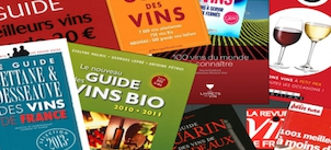 The 2015 wine guides praise the Gourmet Odyssey partner vineyards