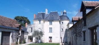 Ch�teau de la Bonneli�re, Chinon
