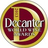 Decanter World Wine Awards 2013