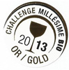 Adopt-a-vine gift Chinon, Loire Valley, Gold Medal Millésime Bio 2013