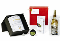 Original retirement gift idea for a wine lover. Rent-a-vine in France at an organic vineyard.