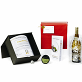 Personalised wine gifts